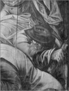 Toruń. Kościół Wniebowzięcia NMP i bł. Stefana W. Frelichowskiego. Wnętrze. Epitafium Mochingerów - fragment