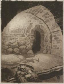 Grób Barbary Radziwiłłówny w Katedrze Wileńskiej (wersja II)