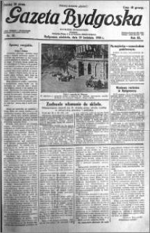 Gazeta Bydgoska 1930.04.13 R.9 nr 87