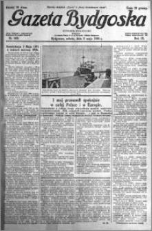 Gazeta Bydgoska 1930.05.03 R.9 nr 103