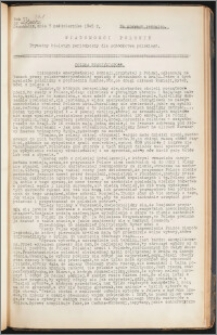 Wiadomości Polskie 1945.10.03, R. 6 nr 40 (261)
