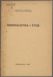 Orientalistyka i życie