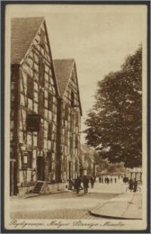 Bydgoszcz. Motyw Starego Miasta