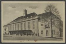 Bydgoszcz Dworzec. Bromberg Bahnhof