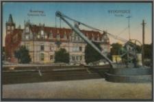 Bydgoszcz Poczta. Bromberg Kaiserliche Post