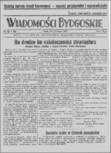 Wiadomości Bydgoskie 1945.02.23 R.1 nr 22