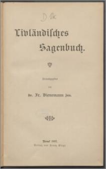 Livländisches Sagenbuch