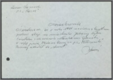 Oświadczenie świadka w sprawie Mariana Korejwo