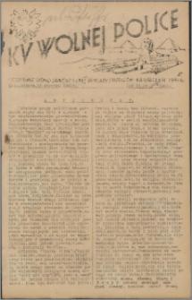 Ku Wolnej Polsce : codzienne pismo Samodzielnej Brygady Strzelców Karpackich 1941.01.18, R. 2 nr 16 (123)