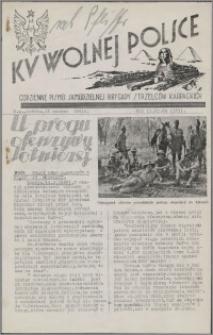 Ku Wolnej Polsce : codzienne pismo Samodzielnej Brygady Strzelców Karpackich 1941.03.15, R. 2 nr 64 (171)