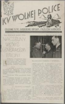 Ku Wolnej Polsce : codzienne pismo Samodzielnej Brygady Strzelców Karpackich 1941.03.22, R. 2 nr 70 (177)