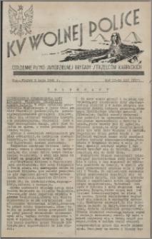 Ku Wolnej Polsce : codzienne pismo Samodzielnej Brygady Strzelców Karpackich 1941.05.09, R. 2 nr 111 (217)
