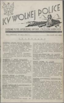 Ku Wolnej Polsce : codzienne pismo Samodzielnej Brygady Strzelców Karpackich 1941.05.15, R. 2 nr 116 (222)