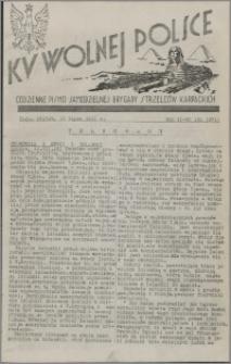 Ku Wolnej Polsce : codzienne pismo Samodzielnej Brygady Strzelców Karpackich 1941.07.11, R. 2 nr 165 (271)