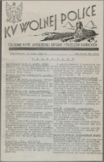Ku Wolnej Polsce : codzienne pismo Samodzielnej Brygady Strzelców Karpackich 1941.07.15, R. 2 nr 168 (274)