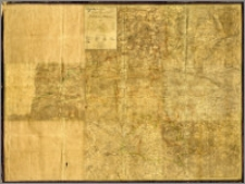 Special Charte von dem Königlich Preussischen Bezircke der Regierung zu Bromberg nach dessen neuester Eintheilung in 6 Landräthliche Kreise