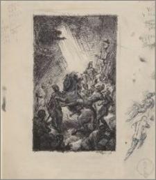 Projekt do obrazu Św. Pawła