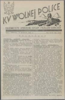 Ku Wolnej Polsce : codzienne pismo Samodzielnej Brygady Strzelców Karpackich 1941.09.18, R. 2 nr 224 (330)