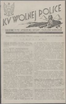 Ku Wolnej Polsce : codzienne pismo Samodzielnej Brygady Strzelców Karpackich 1941.09.24, R. 2 nr 229 (335)