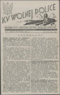 Ku Wolnej Polsce : codzienne pismo Samodzielnej Brygady Strzelców Karpackich 1941.09.27, R. 2 nr 232 (338)