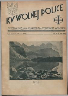 Ku Wolnej Polsce : tygodnik Wojska Polskiego na Środkowym Wschodzie 1942.05.17, R. 3 nr 18 (395)