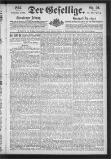 Der Gesellige : Graudenzer Zeitung 1894.03.01, Jg. 68, No. 50