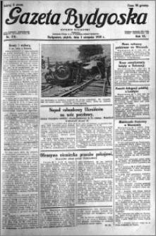 Gazeta Bydgoska 1930.08.01 R.9 nr 176