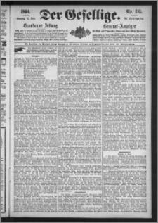 Der Gesellige : Graudenzer Zeitung 1894.05.13, Jg. 68, No. 110