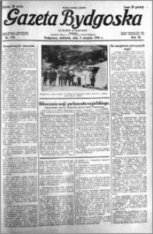 Gazeta Bydgoska 1930.08.03 R.9 nr 178