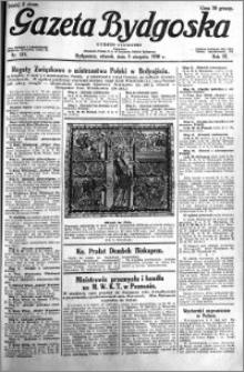 Gazeta Bydgoska 1930.08.05 R.9 nr 179