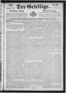 Der Gesellige : Graudenzer Zeitung 1894.06.09, Jg. 68, No. 132