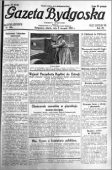 Gazeta Bydgoska 1930.08.09 R.9 nr 183