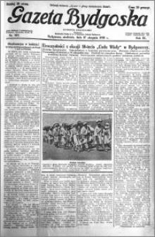 Gazeta Bydgoska 1930.08.17 R.9 nr 189