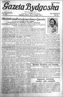 Gazeta Bydgoska 1930.08.19 R.9 nr 190