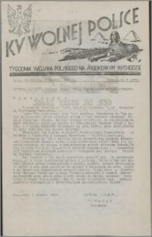 Ku Wolnej Polsce : tygodnik Wojska Polskiego na Środkowym Wschodzie 1941.12.07, R. 2 nr 7 (374)