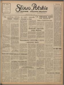Słowo Polskie : dziennik wolnych Polaków 1952.05.09, R. 1 nr 6