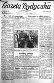 Gazeta Bydgoska 1930.08.27 R.9 nr 197