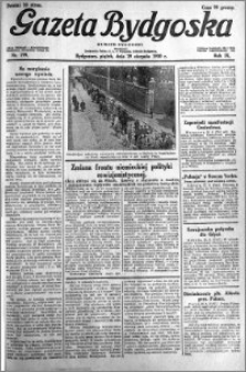 Gazeta Bydgoska 1930.08.29 R.9 nr 199