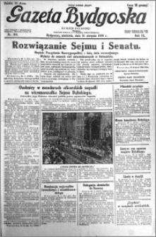 Gazeta Bydgoska 1930.08.31 R.9 nr 201