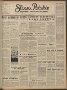 Słowo Polskie : dziennik wolnych Polaków 1952.09.17, R. 1 nr 116