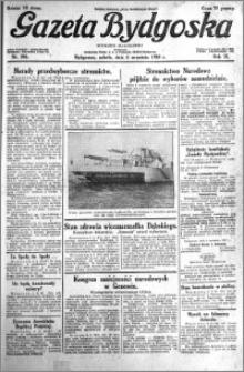 Gazeta Bydgoska 1930.09.06 R.9 nr 206