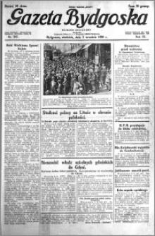 Gazeta Bydgoska 1930.09.07 R.9 nr 207