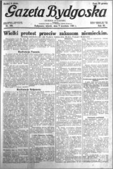 Gazeta Bydgoska 1930.09.09 R.9 nr 208