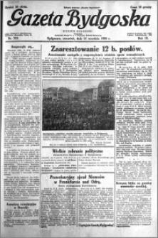 Gazeta Bydgoska 1930.09.11 R.9 nr 210