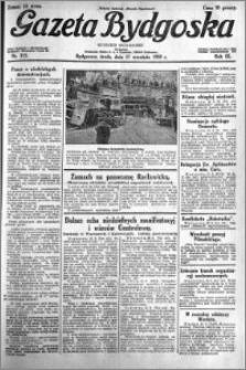 Gazeta Bydgoska 1930.09.17 R.9 nr 215