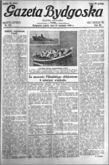 Gazeta Bydgoska 1930.09.19 R.9 nr 217