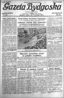 Gazeta Bydgoska 1930.09.20 R.9 nr 218