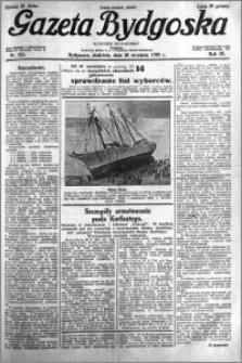 Gazeta Bydgoska 1930.09.28 R.9 nr 225