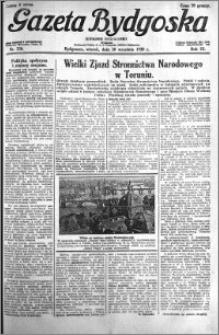 Gazeta Bydgoska 1930.09.30 R.9 nr 226