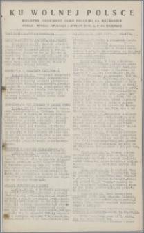 Ku Wolnej Polsce : biuletyn codzienny Armii Polskiej na Wschodzie 1943, nr 165
